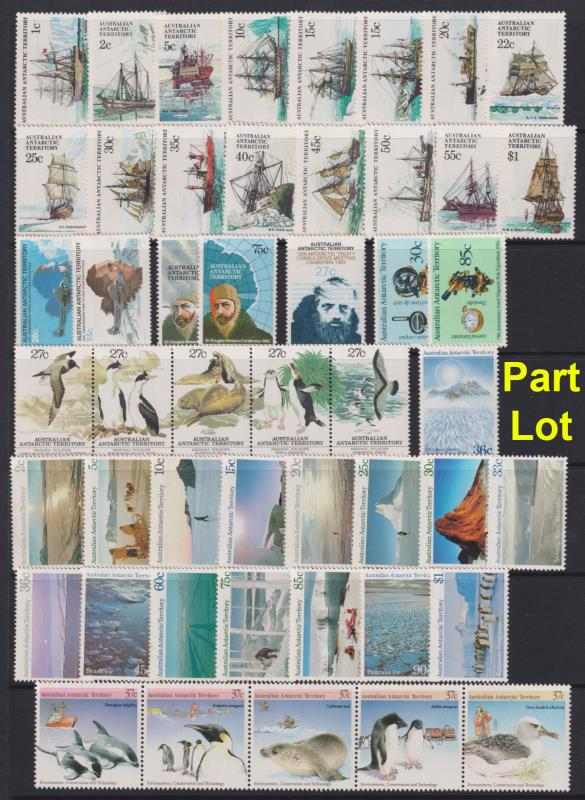 Lot 1 - collections and accumulations  -  Mowbray Collectables Postal Stamp Auction #524