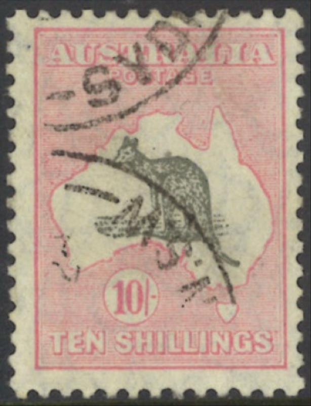 Lot 1206 - Australia  -  Mowbray Collectables Postal Stamp Auction #524