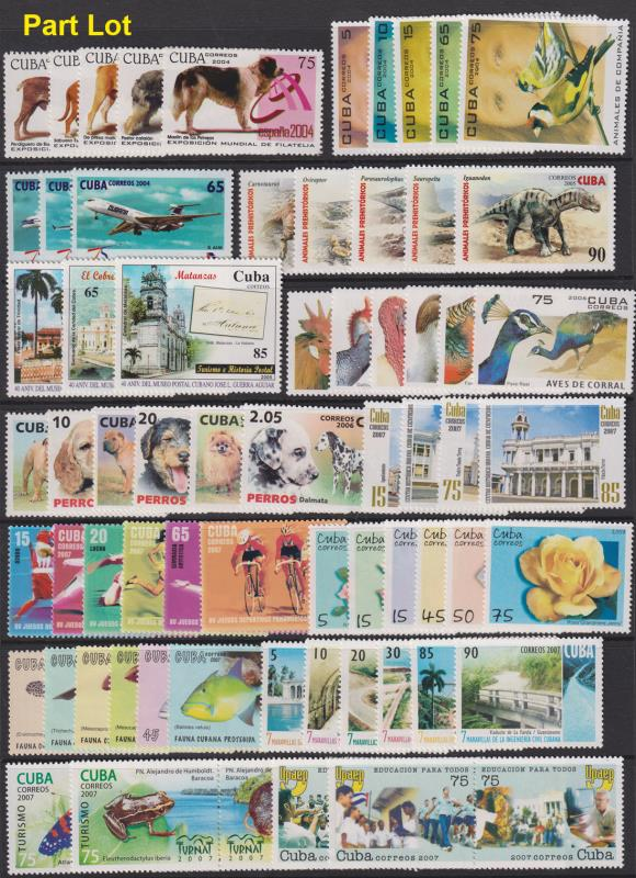 Lot 41 - collections and accumulations  -  Mowbray Collectables Postal Stamp Auction #524