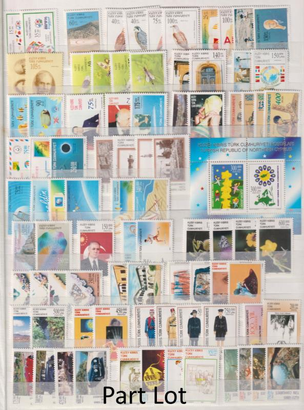 Lot 42 - collections and accumulations  -  Mowbray Collectables Postal Stamp Auction #524