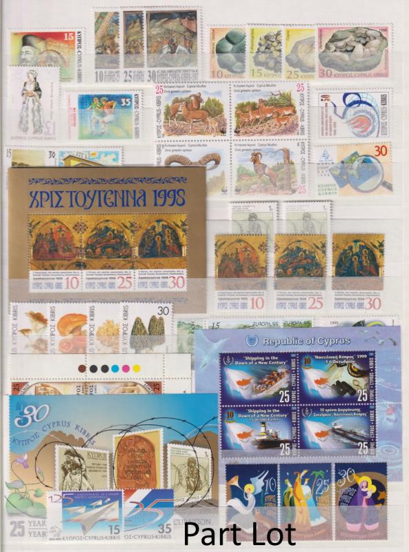 Lot 43 - collections and accumulations  -  Mowbray Collectables Postal Stamp Auction #524