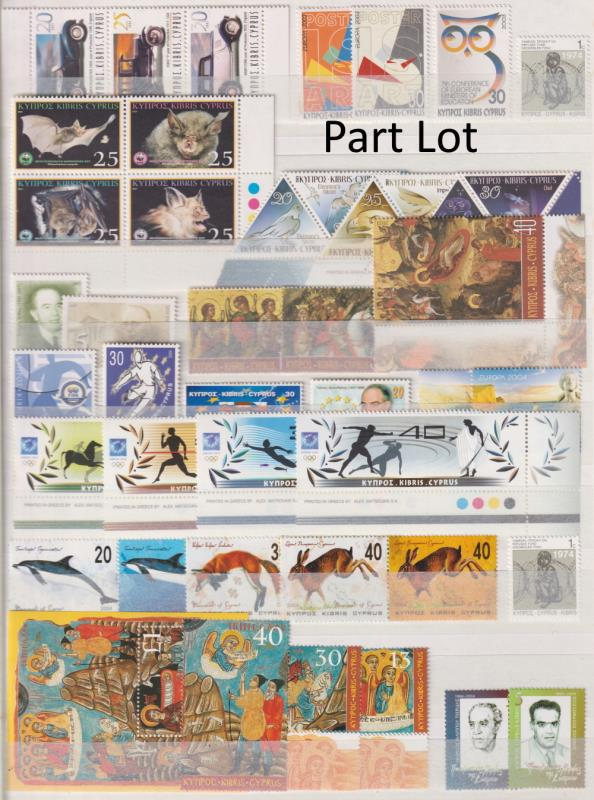 Lot 44 - collections and accumulations  -  Mowbray Collectables Postal Stamp Auction #524