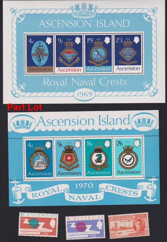 Lot 7 - collections and accumulations  -  Mowbray Collectables Postal Stamp Auction #524