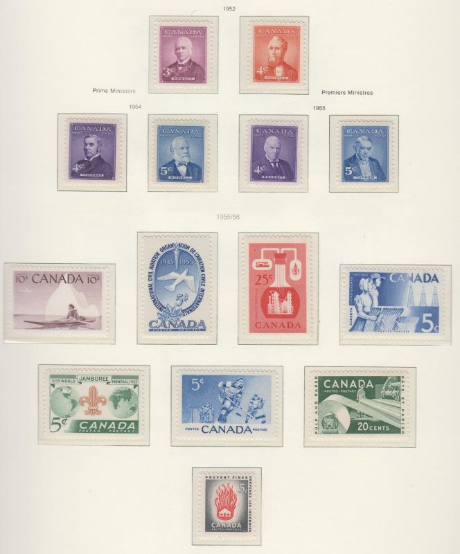 Lot 34 - collections and accumulations  -  Mowbray Collectables ​Public Stamp Auction #36