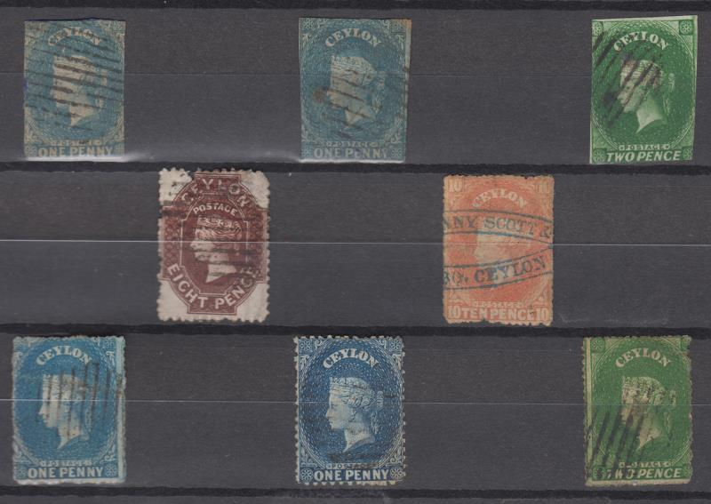 Lot 38 - collections and accumulations  -  Mowbray Collectables Public Stamp Auction #36